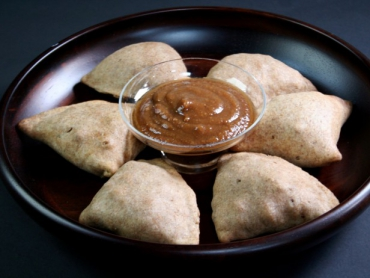 picture of samosas